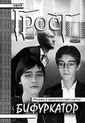 """Обложка книги """"Бифуркатор"""""""