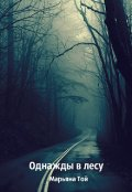 """Обложка книги """"Однажды в лесу """""""