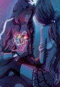 """Обложка книги """"Такая странная любовь..."""""""