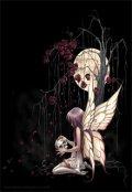 """Обложка книги """"Владыка мертвых и богиня"""""""