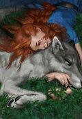 """Обложка книги """"Сказка для моего волка"""""""