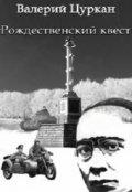 """Обложка книги """"Рождественский квест"""""""