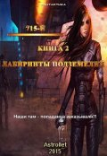 """Обложка книги """"715-й Лабиринты подземелья"""""""