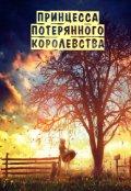 """Обложка книги """"Принцесса потерянного королевства"""""""