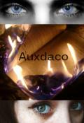 """Обложка книги """"Auxdaco/наглость """""""
