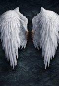 """Обложка книги """"Мой голубоглазый ангел"""""""