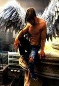 """Обложка книги """"Пьяный ангел"""""""