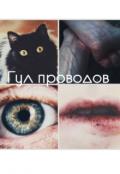 """Обложка книги """"Гул проводов"""""""