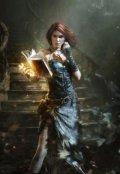 "Обложка книги ""Академия магии имени Мерлина"""