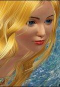 """Book cover """"Мое сердце принадлежит морю"""""""