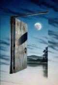 """Обложка книги """"Дверь"""""""
