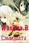 """Обложка книги """"Wasilisa B. - Из глубин Самиздата"""""""
