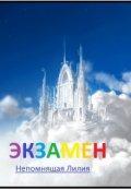 """Обложка книги """"Экзамен"""""""