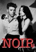 """Обложка книги """"Noir"""""""