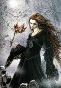"""Обложка книги """"Рыцарь для ведьмы"""""""