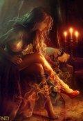 """Обложка книги """"Ведьма из давно исчезнувшего рода"""""""