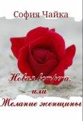 """Обложка книги """"Новая встреча, или Желание женщины"""""""