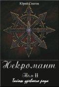 """Обложка книги """"Некромант. Том Ii. Тайны древнего рода."""""""