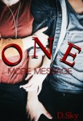 """Обложка книги """"One More Message"""""""