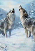 """Обложка книги """"Волчья любовь"""""""