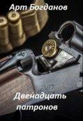 """Обложка книги """"Двенадцать патронов"""""""
