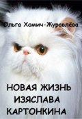 """Обложка книги """"Новая жизнь Изяслава Картонкина"""""""