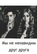 """Обложка книги """"Мы не ненавидим друг друга"""""""