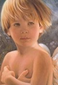 """Обложка книги """"Маленький ангел """""""
