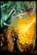 """Обложка книги """"Семнадцать Саламандр: Короткие истории"""""""