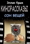 """Обложка книги """"Кинорассказы (из цикла """"Син-Син или Синдром Синема"""")"""""""