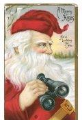 """Обложка книги """"Китайский Санта"""""""