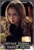 """Обложка книги """"Светлая ведьма в Темной школе. Инициировать щит."""""""