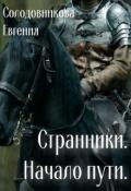"""Обложка книги """"Странники. Начало пути."""""""
