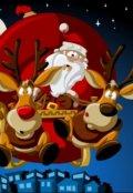 "Обложка книги ""Санта Клаус заблудился"""