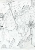 """Обложка книги """"Лилия теней"""""""