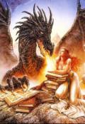 """Обложка книги """"Наказание для дракона"""""""