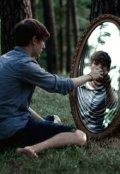 """Обложка книги """"Зеркало"""""""
