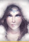 "Обложка книги ""Ледяная  красавица"""