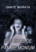 """Обложка книги """"Los Ecos de Pan de Monium-Испанский"""""""