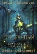 """Обложка книги """"Призрачный чародей. Башня некромантов"""""""