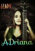 """Обложка книги """"Adriana"""""""