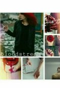 """Обложка книги """"Bloodstream"""""""