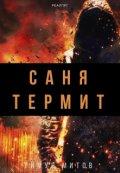 """Обложка книги """"Саня Термит"""""""