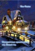 """Обложка книги """"Невероятные приключения под Новый год"""""""