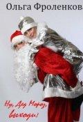 """Обложка книги """"Ну, Дед Мороз, выходи!"""""""