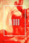 """Обложка книги """"Кровь"""""""