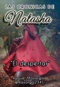 """Book cover """"Las cronicas de Natasha """""""