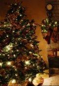 """Обложка книги """"Рождество. Сборник стихов"""""""