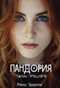 """Обложка книги """"Пандория. Тайны прошлого"""""""