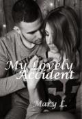 """Обложка книги """"Моя любимая случайность"""""""